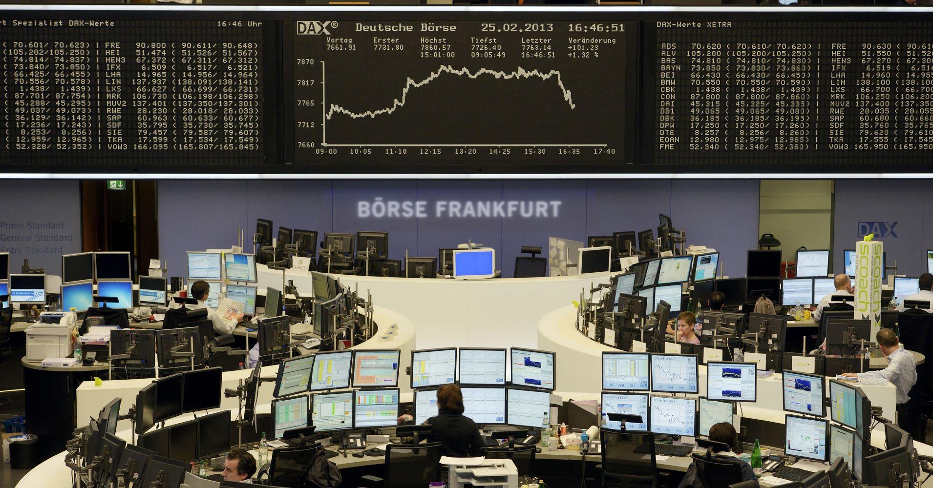 European stocks edge higher on earnings; US nonfarms rise 157,000