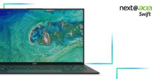 Acer's new Swift 7 with bezel-less display is the world's thinnest lap...