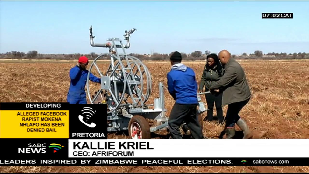 AfriForum reacts to ANC move on land reform and economy
