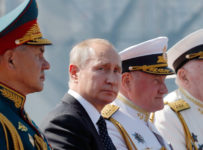 Amid Kremlin Victories, Putin Fails to Persuade West on Russian Sancti...