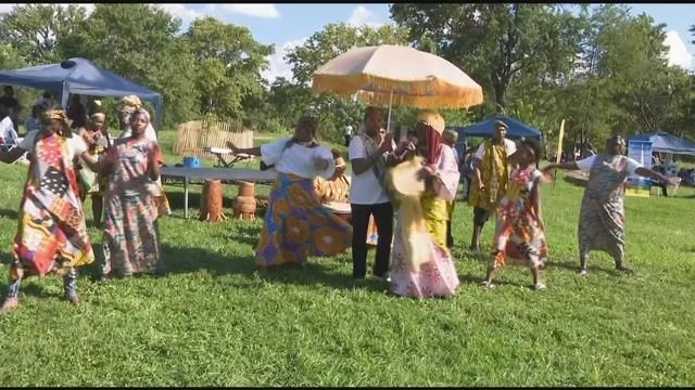 Annual event celebrates Ghanaian culture