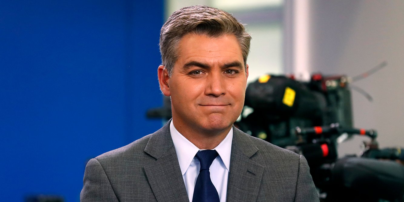 CNN's Jim Acosta calls Fox News' Sean Hannity 'propagandist for profit...