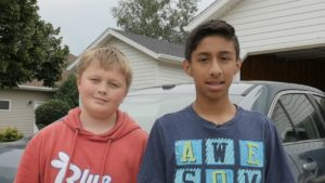 Down to the last detail: Teens start auto cleaning business before the...