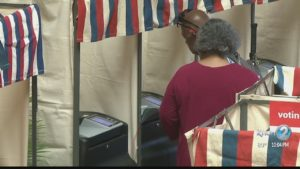 Event this weekend entices voters with free food and entertainment