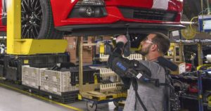 Ford uses next-gen tech to help avoid worker fatigue, injury