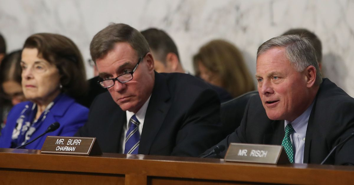Senate warns tech companies on foreign interference: 'Time is running ...