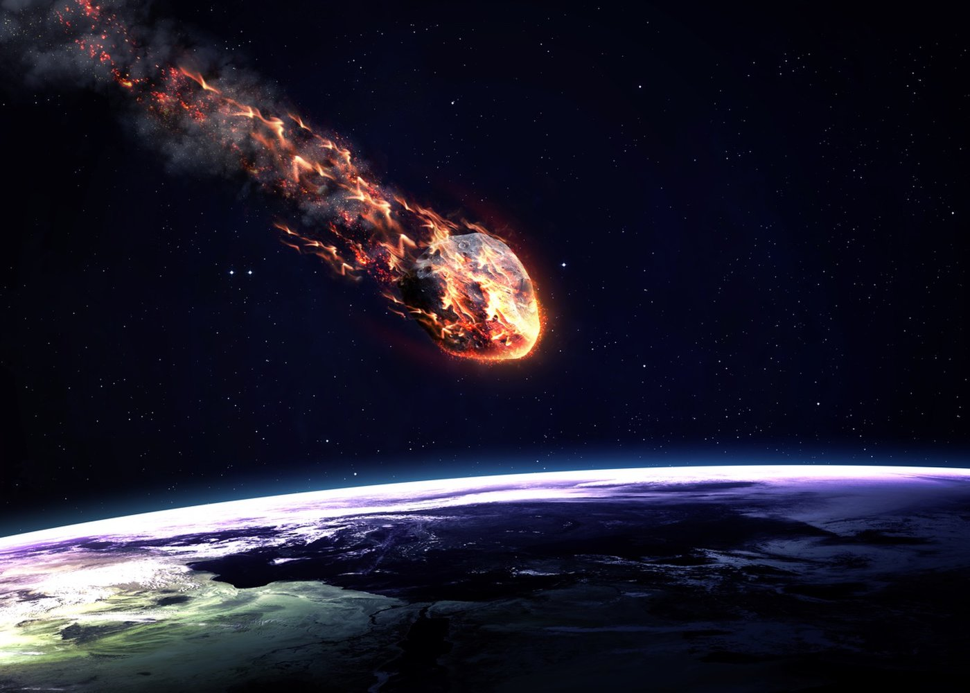 This Meteor 'Exploded' Over Greenland, But Nobody Saw It. Here's Why I...