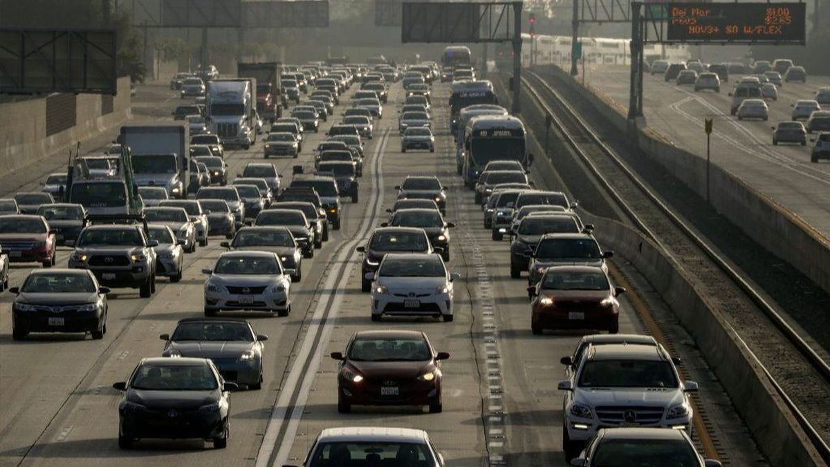 Trump's EPA formally launches attack on California's fuel-economy rule...