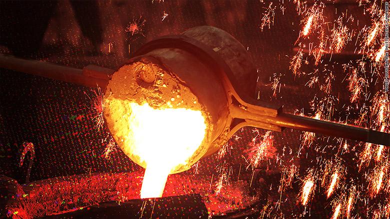US Steel a big winner after tariffs boost prices