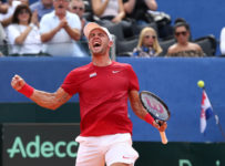 Croatia Builds 2-0 Lead Over U.S. in Davis Cup Semifinals