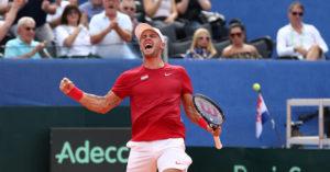 Croatia Builds 2-0 Lead Over U.S. in Davis Cup Semifinals