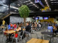 Smash Park pickleball restaurant, entertainment venue opens Friday