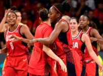 U.S. women beat Australia to win third straight World Cup title
