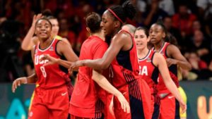 U.S. women beat Australia to win third straight World Cup title