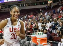 A'ja Wilson, Dawn Staley win Women's Basketball World Cup