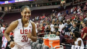 A'ja Wilson, Dawn Staley win Women's Basketball World Cup