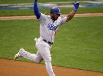 Dodgers Defeat the Brewers in the N.L.C.S. to Return to the World Seri...