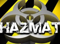 Hazmat crew responds to Springfield business
