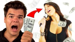PAYING PEOPLE $5 TO DO WEIRD THINGS! (Fiverr)