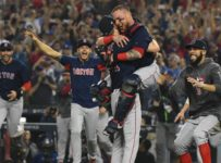 Red Sox beat Dodgers to win fourth title in 15 years