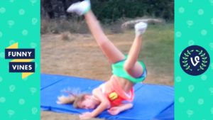 TRY NOT TO LAUGH - Epic GYMNASTICS Fails Compilation   Funny Vines August 2018