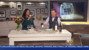 Wine Riot Puts Entertainment Back In The Bottle « CBS Chicago
