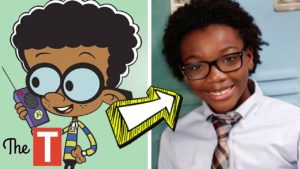10 REAL PEOPLE Who Look Like Loud House Characters