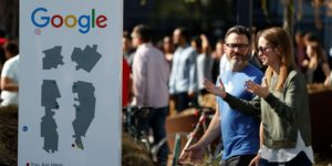Google pays $1 billion to own office buildings near its headquarters