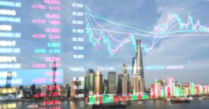 Oil prices, trade tensions in focus