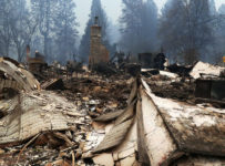 'The Whole World Was on Fire': Infernos Choke California, Piling On th...