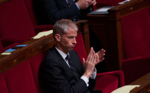 Who is Franck Riester, France's New Culture Minister?