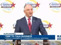 Edwards in Town to Talk Business - KALB News