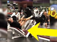 GYM FAILS 2018 - WEIRD WORKOUTS IN THE GYM