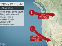 Powerful storms to hammer US West Coast, disrupt holiday travel into n...