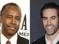Sacha Baron Cohen: Planned Ben Carson takedown fell apart after White ...