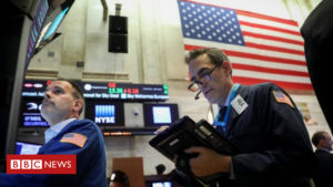 Stock markets stabilise after earlier sell-off