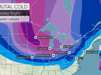 Polar vortex to bring prolonged, life-threatening cold outbreak to mid...