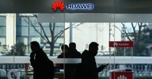 U.S. Alleges Huawei and Top Executive Broke American Laws