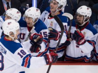 U.S. Beats Russia to Reach the World Juniors Title Game