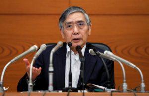 BOJ Kuroda: China economy to pick up in latter half of this year