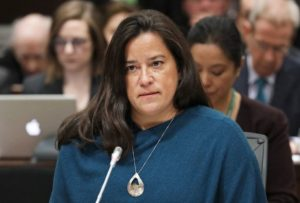 Canadian political scandal deepens as ex-justice minister testifies th...
