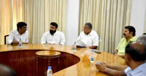 Pinarayi promises to look into new entertainment tax after stars