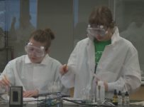 Middle and high school students flock to 35th Annual Science Olympiad