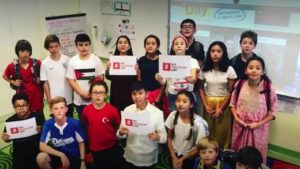 #MyFreedomDay 2019: Students teach the world about modern slavery