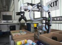 Tagging technology can improve robot movements