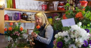 New floral business blooming in Winter Harbor