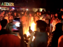 Texas Tech Students Might Have Gone Overboard Celebrating
