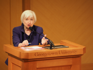 Yellen Underscores Importance of Job Creation for Stable Economy