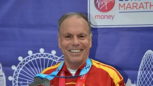 Finish series of 6 major world marathons