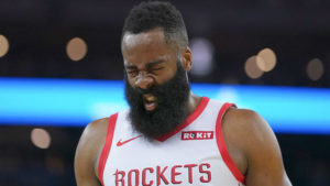 NBA Playoffs 2019: James Harden's injury shows Rockets' scrappiness, a...